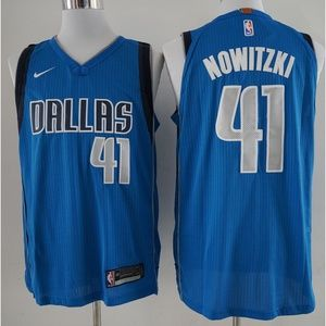Dallas Mavericks Dirk Nowitzki Jersey (3)